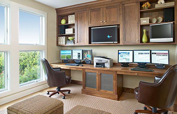 Verimli Bir Ev Ofis Nasıl Düzenlenir?