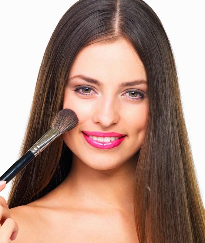 Makyaj Farı Allık Olarak Nasıl Kullanılır?